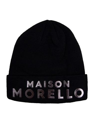 Frankie Morello Şapka Siyah